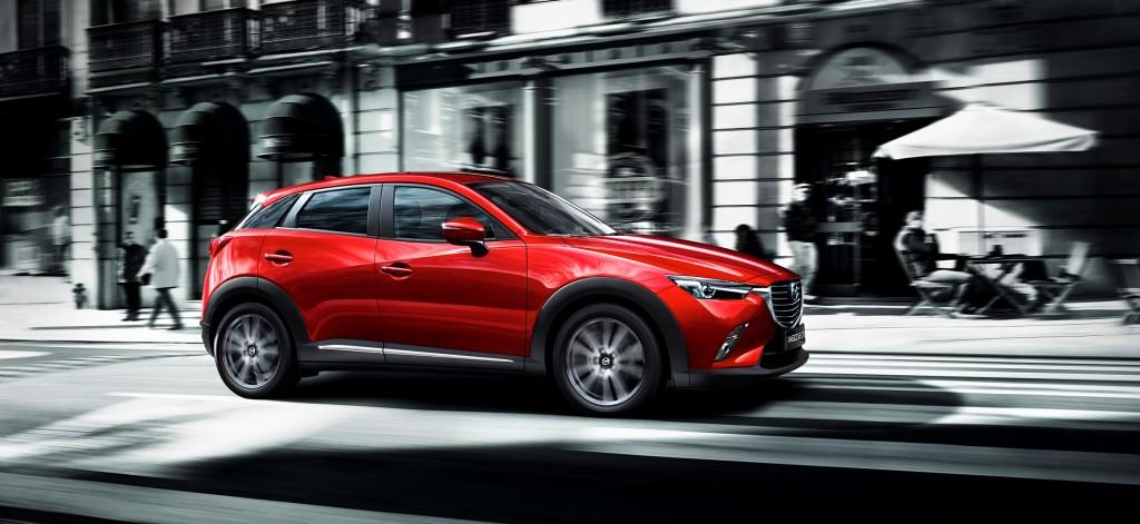 Mazda CX-3 Core 120hk