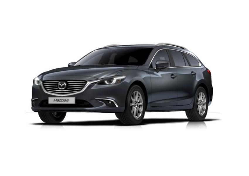 Mazda 6 Vision 165hk