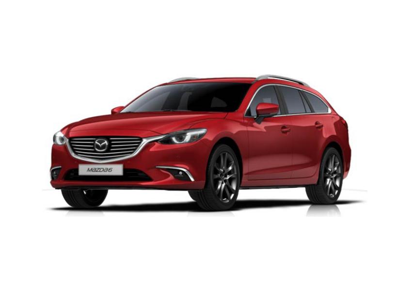 Mazda 6 Optimum 192hk AUT