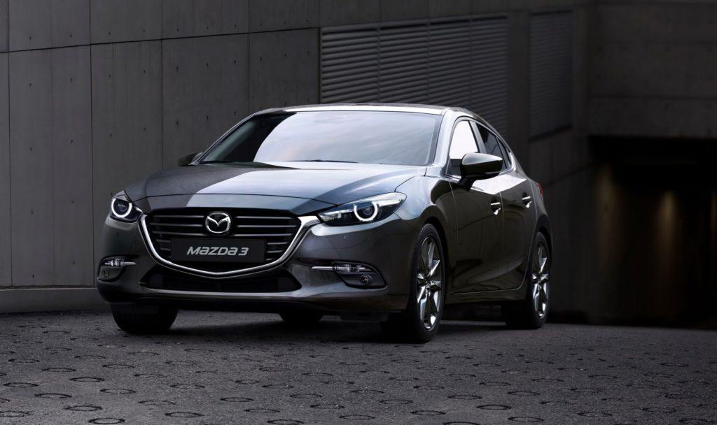 Mazda3 Core 120hk