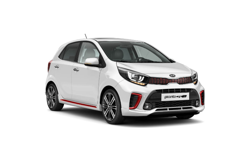 Nya Picanto GT Line Launch Ed.