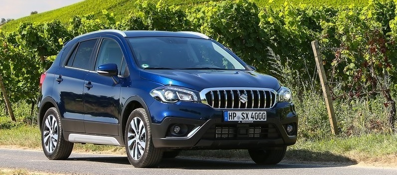 S-Cross Exclusive 4WD Turbo
