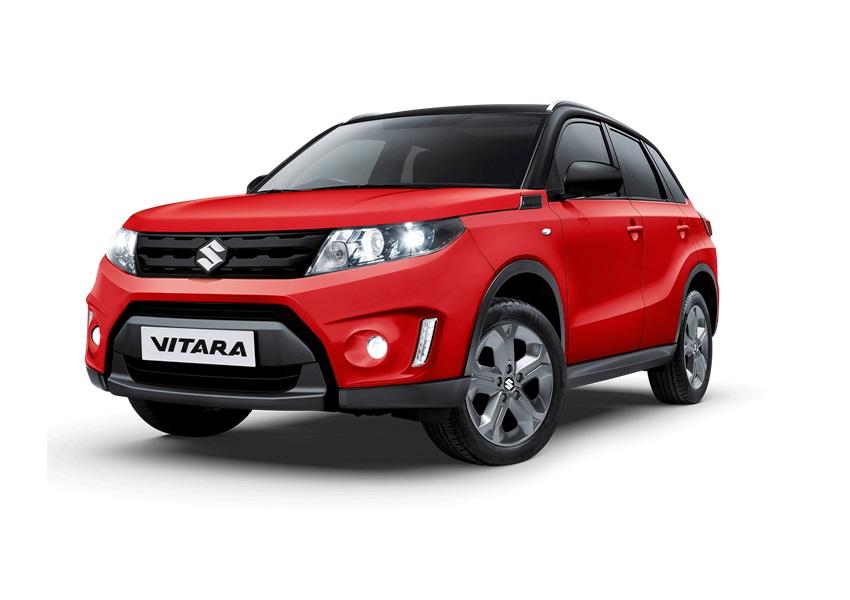 Suzuki Vitara 120hk 4x4