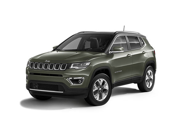 Jeep Compass Limited AWD AUT 1,4T 170hk