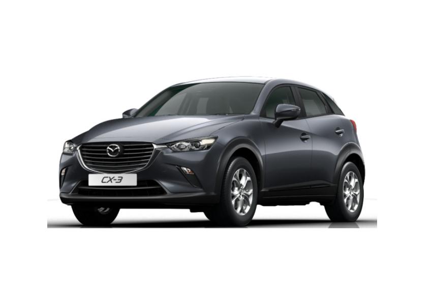Mazda CX-3 Core 120hk - Facelift