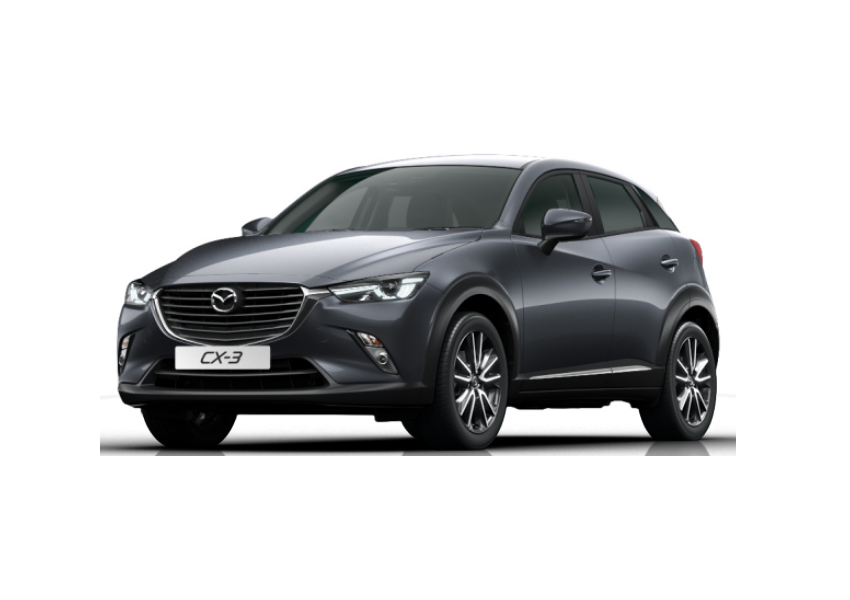 Mazda CX-3 Optimum 120hk