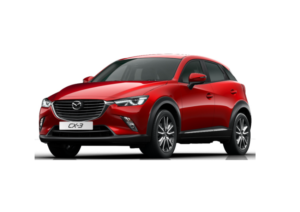 CX-3 Optimum Soul Red