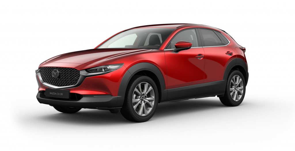 CX-30 COSMO Soul Red Crystal