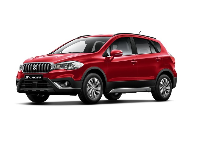 S-Cross 1.0T Boosterjet 4x4 AUT