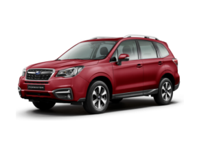 Forester XS XE Venetian Red Pearl