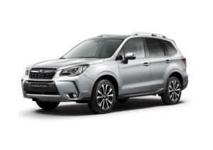 Forester XT Sport Ice Silver Metallic