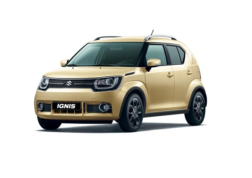 Ignis 90hk 4WD