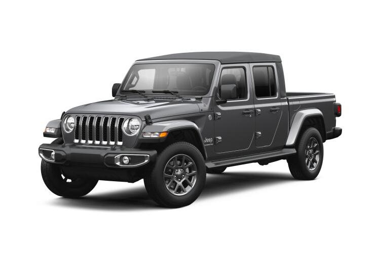 Jeep Gladiator - Modellbild hemsida