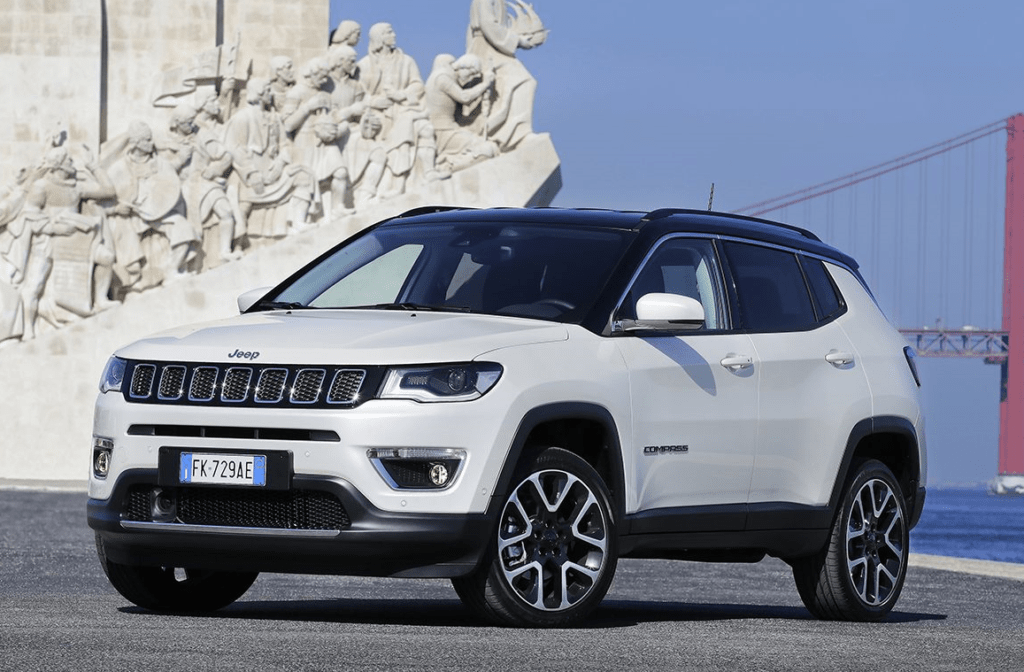 Jeep Compass Limited AWD AUT