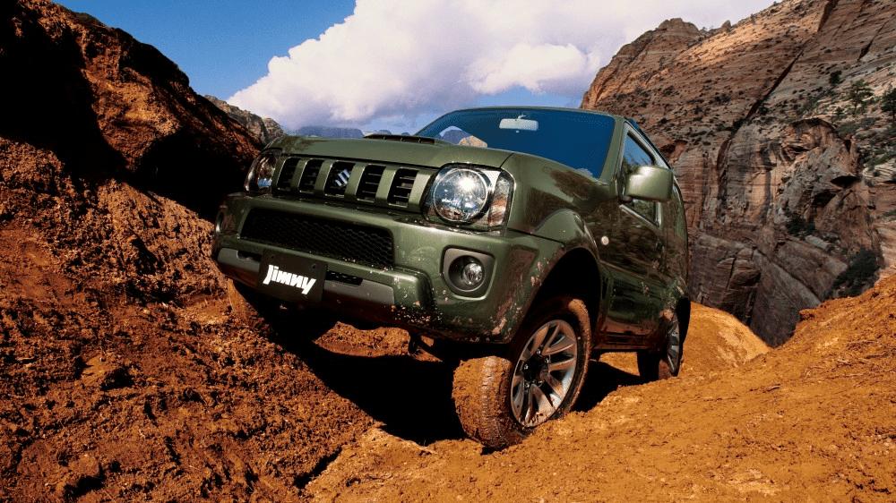 Jimny 1,3 85hk 4WD