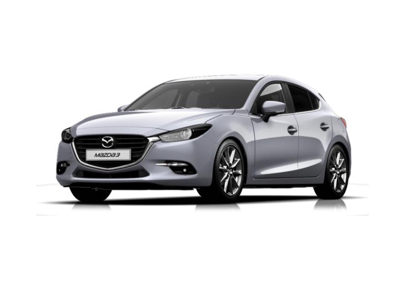 Mazda3 Vision Plus 165hk