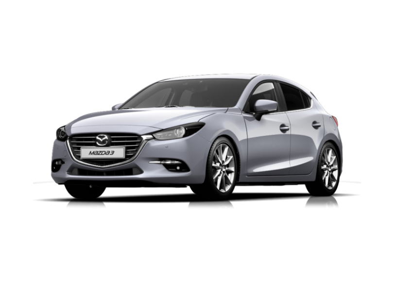 Mazda3 Optimum 165hk