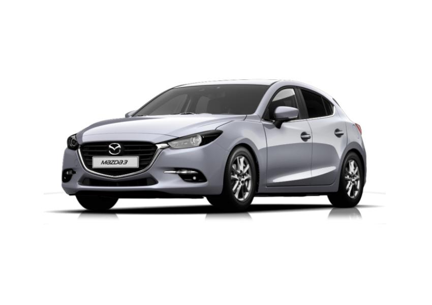 Mazda3 Vision 120hk