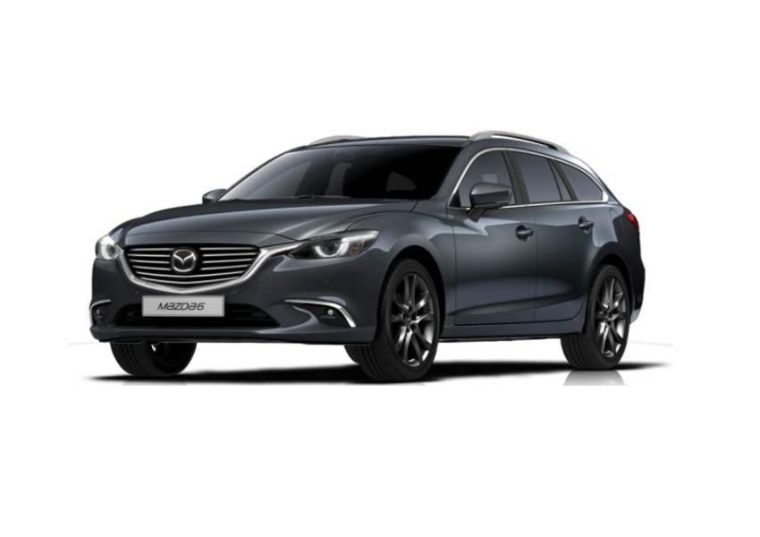 Mazda6 Optimum Diesel AWD AUT