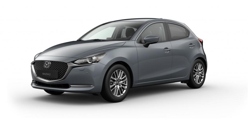 Mazda 2 Optimum Polymetal Grey