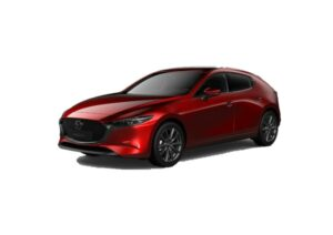Mazda 3 Cosmo - Soul Red 850x600