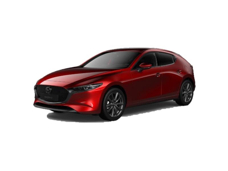 Mazda 3 Cosmo 122hk