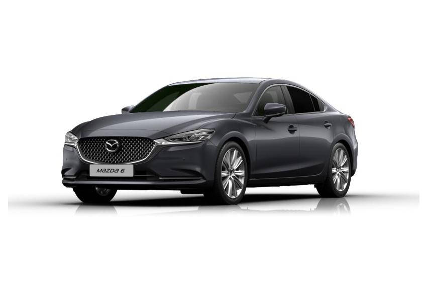 Mazda 6 Sedan 2.5 Optimum Automat