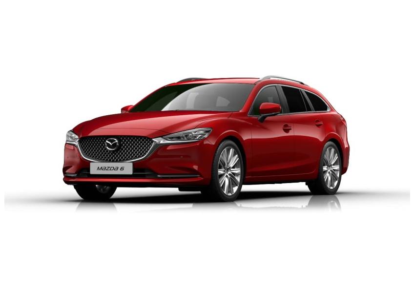 Mazda 6 Kombi 2.5 Optimum Automat