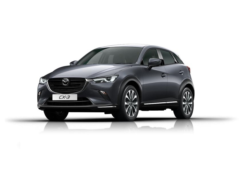 Mazda CX-3 Optimum 121hk