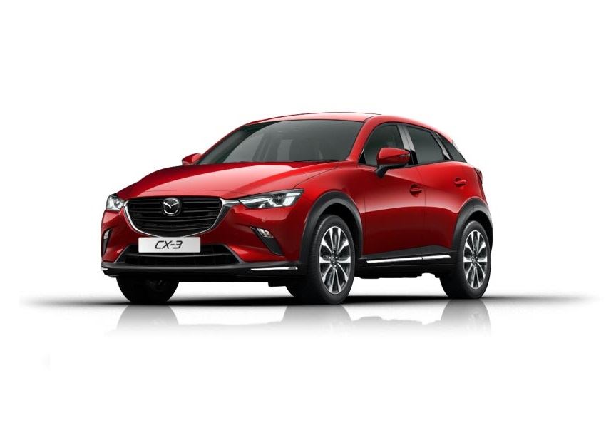 CX-3 Optimum AWD AUT 150hk