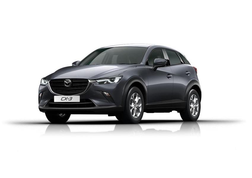 Mazda CX-3 Vision 120hk - Facelift