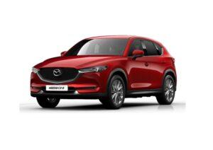 Mazda CX-5 FL Optimum Soul Red Crystal