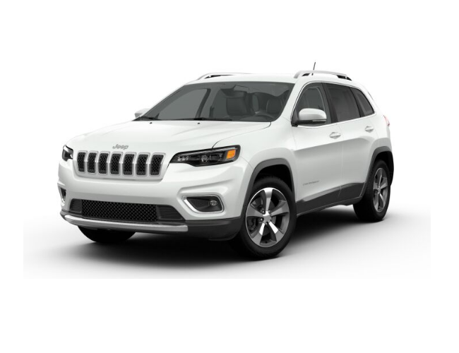 Nya Jeep Cherokee Limited 2.2D
