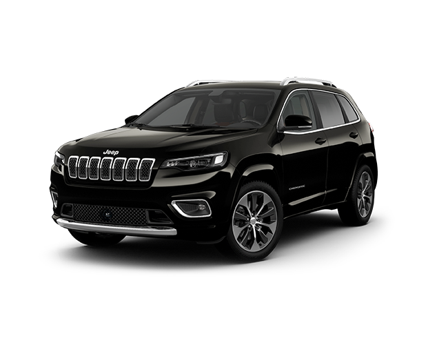 Jeep Grand Cherokee Overland 3.0 CRD AUT