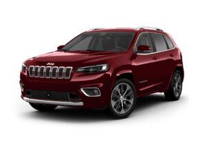 Nya Cherokee Overland Velvet Red - Produktsida