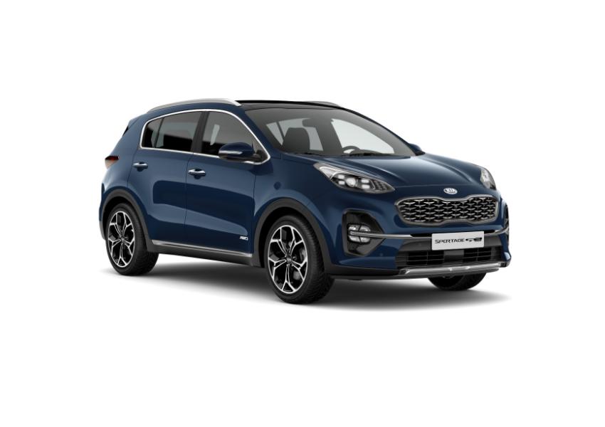 Sportage 1,6 CRDi 136hk AWD Advance AUT