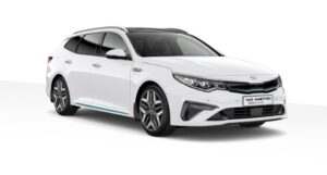 Optima Phev -19 Clear White - Modellsida