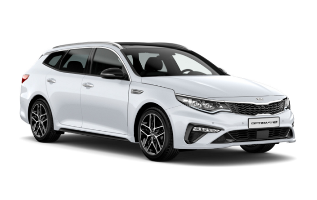 Optima Sportswagon 1.6T GT-Line Plus AUT