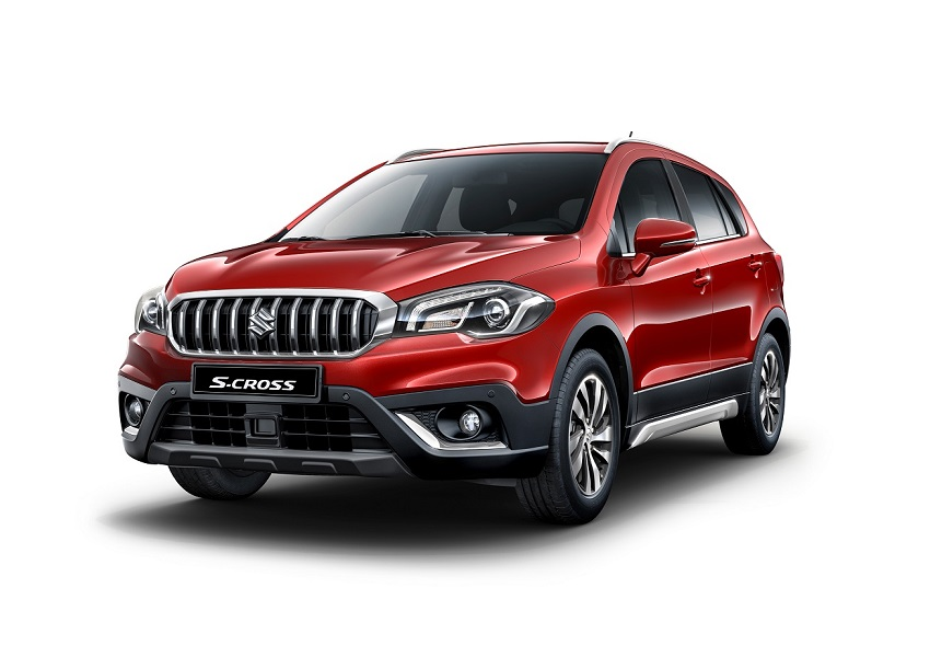 S-Cross 1.4T 140hk 4x4 - Inclusive