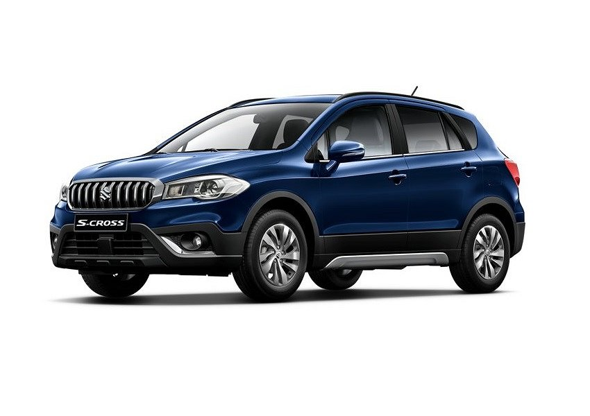 S-Cross 1.0T Boosterjet 4x4