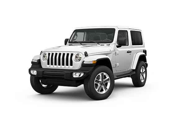 Nya Jeep Wrangler Sahara 2.0T