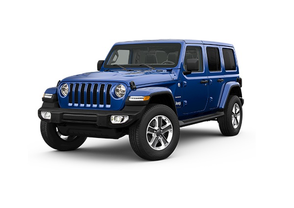 Wrangler Unlimited Sahara 2.0T